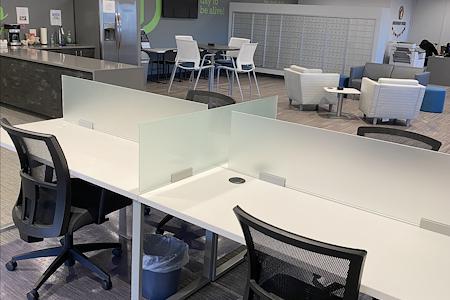 Intelligent Office-Westminster - Coworking/Hot Desks