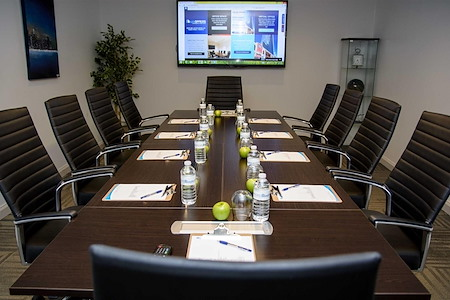 Agile Offices - MacDonald Meeting Room