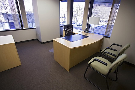 Intelligent Office - Columbus - TEAM Space - Suite 217 Office up to 4