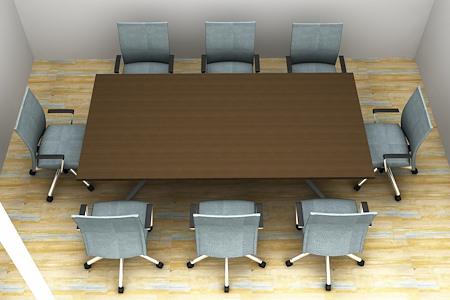 Hone Coworks - Shape Meeting Room
