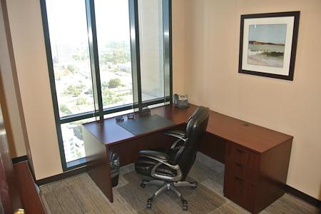 Orlando Office Center - Downtown Orlando - Suite 2311 - Great 1 Desk Window Office