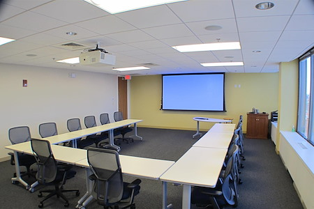 Back Bay Meeting, Conference, and Workshop Center - The Newbury Room