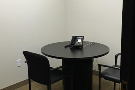 (ATR) The Atrium - Interior Office