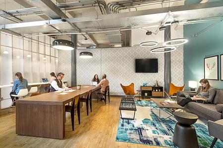 TechSpace - Union Square - Dedicated Desk