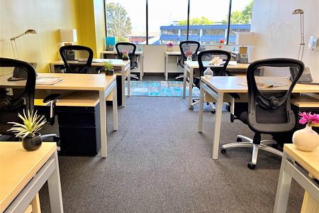 Regus | Harbor Drive Executive Park - Team Office #319