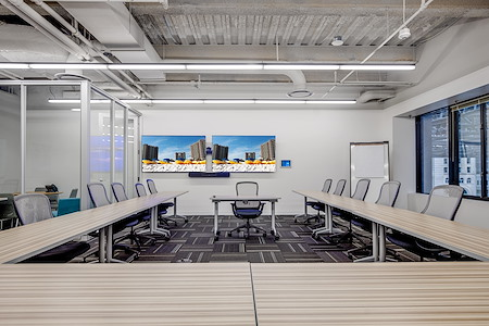 Boston Offices - Exchange Place - Suite 515