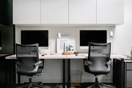 Pavilion Cowork - Dedicated Desk