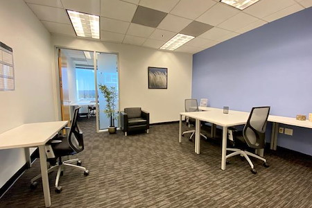 Regus Warner Center - 6+ Person Front and Back Window Office!