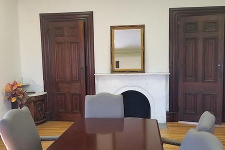 steve mavrakis' - Garsed Center conference room