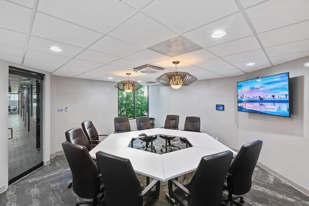 Downtown Works San Diego - MR5 - The War Room