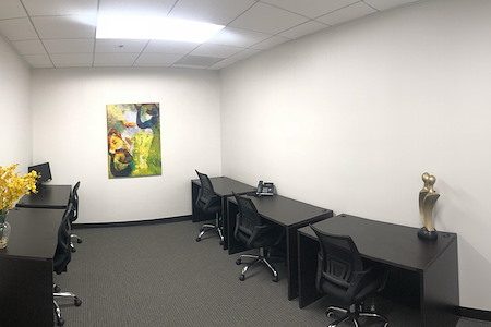 Titan Offices - Takami Bldg. - Interior Co-Working Office