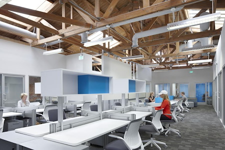 BLANKSPACES Santa Monica - Dedicated Desk