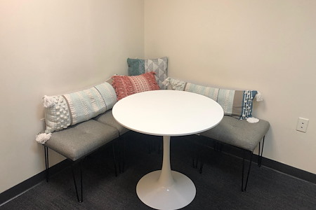 Broadway Bound Kids Shared Workspace - Enclosed Office Space + Open Desk Area