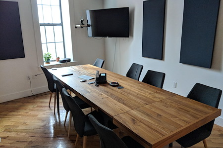 Lonelyleap - Shared Open Office for up to 40
