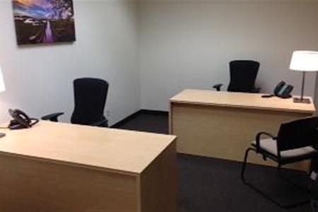 Intelligent Office of Jacksonville - Suite 112 Double Office