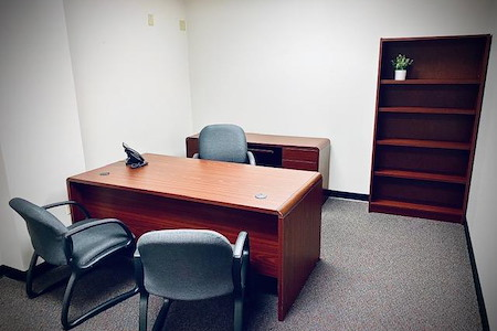Creve Coeur Workspace - Private Executive Office