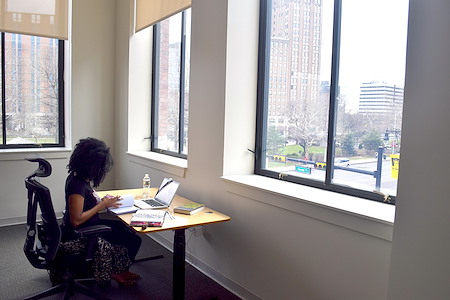 Launch Pad Newark - Permanent Desks