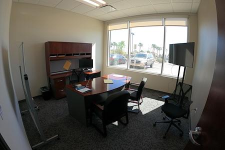 Work in Progress -Centennial Hills - Team Room 004