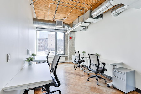 iQ Offices | 545 King Street - Office Suite for 5