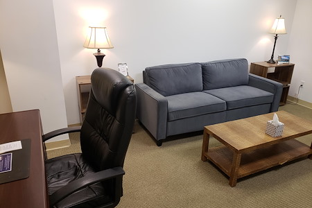 Carr Workplaces - Westchester - Therapy Room
