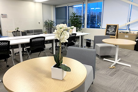 Z-Park Silicon Valley Innovation Center - Hot Desk Membership