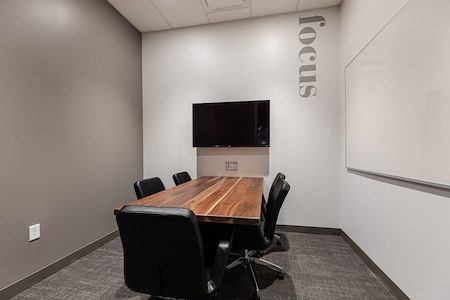 Roam Lenox - Conference Room #1, Focus