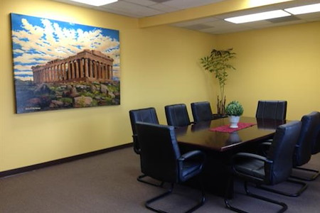 The Met Center AV - Executive Conference Room