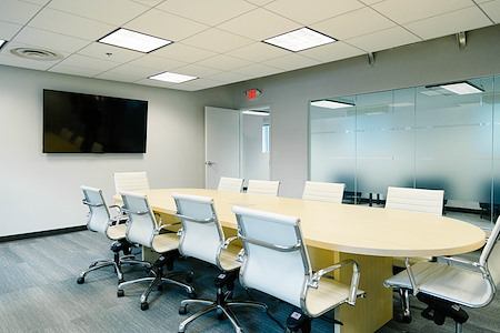 SSIC Powered By Launch - Small Conference Room