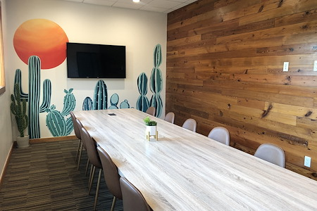 Draper Startup House Austin - Downtown Cactus Conference Room
