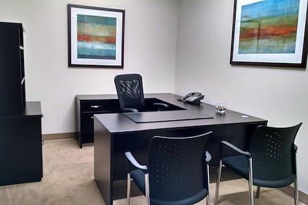 (DM2) Del Mar Corporate Plaza - Interior Office