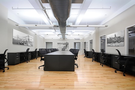 Select Office Suites - 1115 Broadway Flatiron NYC - Classroom Style - 30-35 People