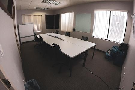 Work in Progress -Downtown - Team Room 007