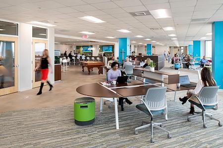 Flywheel Coworking - Reserved Desk