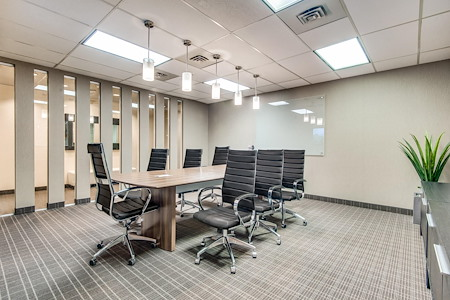 WorkSuites | Las Colinas - Golf Course - Conference Room 3