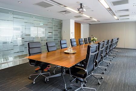 workspace365 - 330 Collins Street - Everest | 18 Person Boardroom
