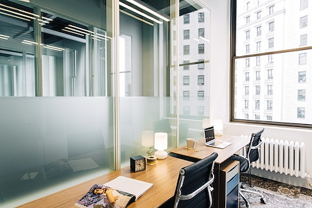 Primary - Financial District - 6-Person Private Office