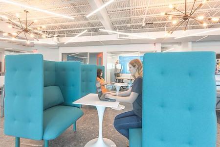 Expansive - TriTech Center - Lounge Pass