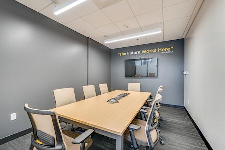 Venture X | Durham - Chapel Hill Boardroom
