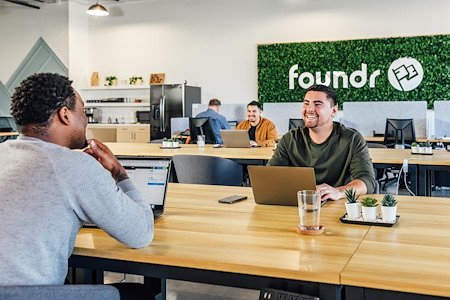 FoundrSpace Coworking - Open Desk (9am-5pm Access)