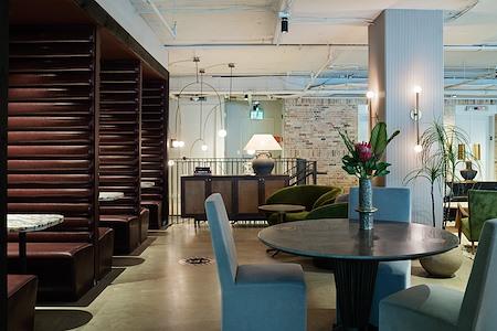 Bond Collective - H Street - Dedicated Desk Membership