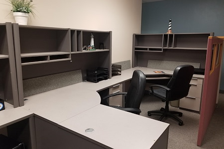 Professional Work Space - Dedicated Desk Space (Copy)