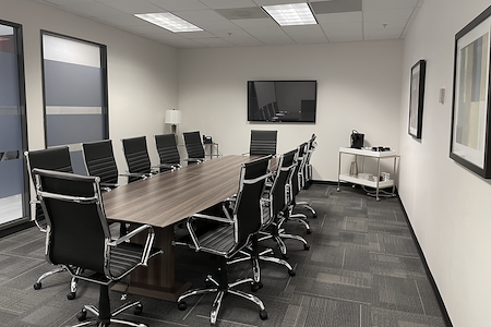Executive Workspace| Allen - Large Conference Room