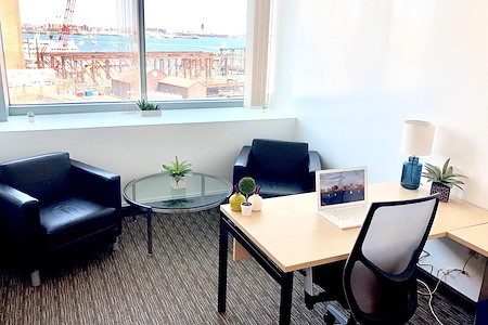 Professional Office Spaces Provided - Independence Wharf