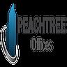 Logo of Peachtree Offices at Alpharetta