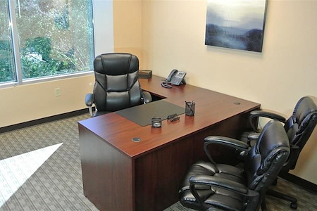 Orlando Office Center at Sand Lake Road - Office 310 - One Desk Window Office