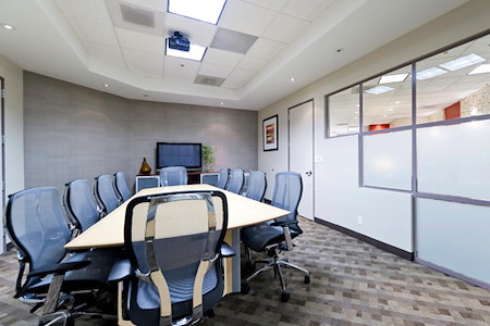 Regus | Mountain View Downtown - Open Desk