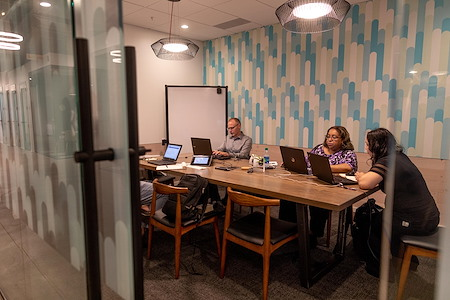 Gather - Short Pump - Hustle Conference Room