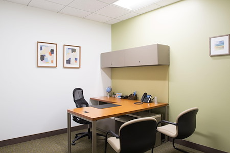 Carr Workplaces - Spectrum Center - Small Private Office