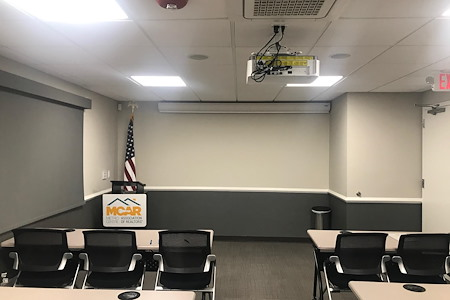The (Co)Working Space of East Brunswick/South River - Training Room