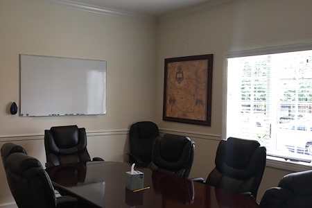 McLean Office Center - Carriage House - Virtual Office/Conference Room w/VOIP